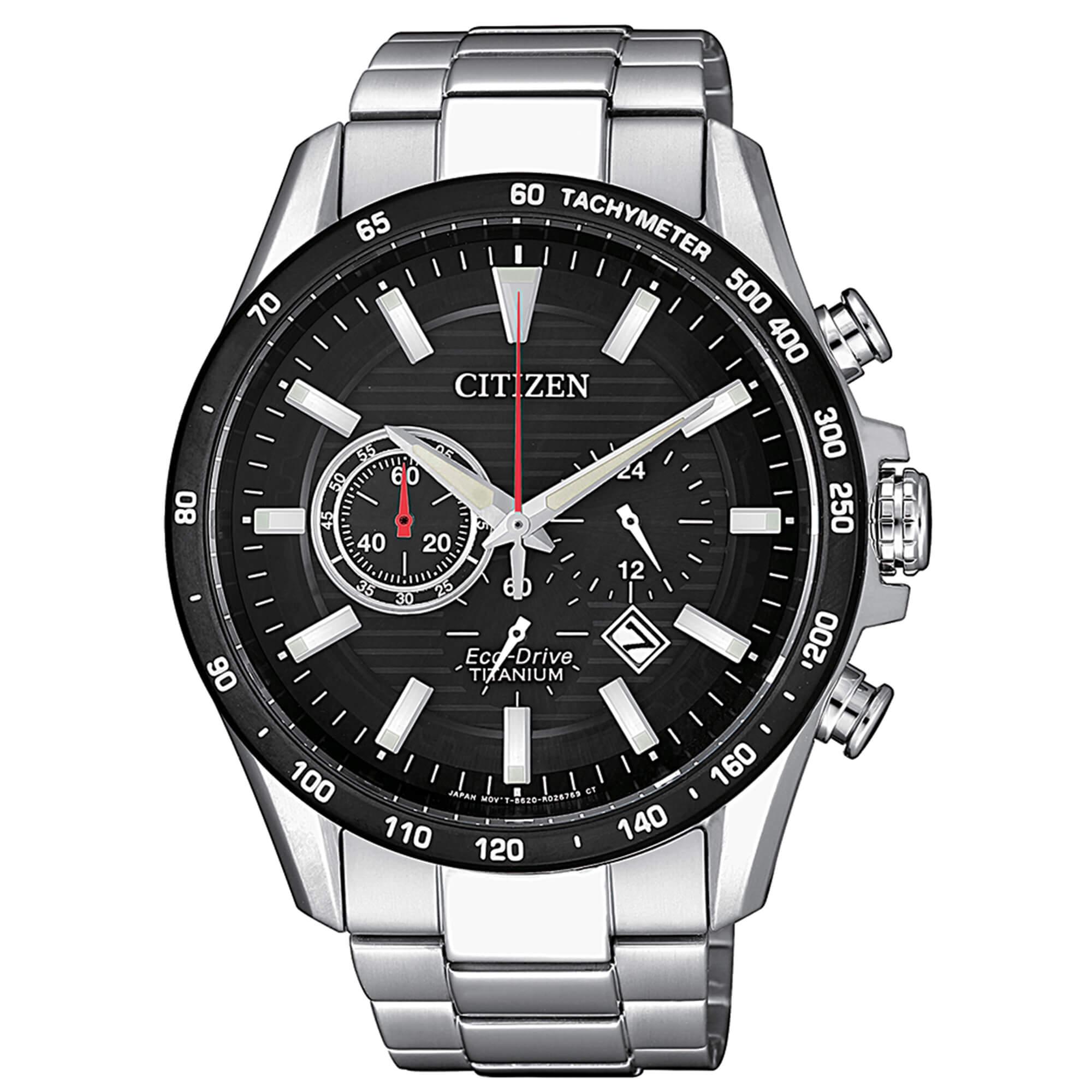 Orologio uomo Citizen Super Titanio 4444 CA4444-82E
