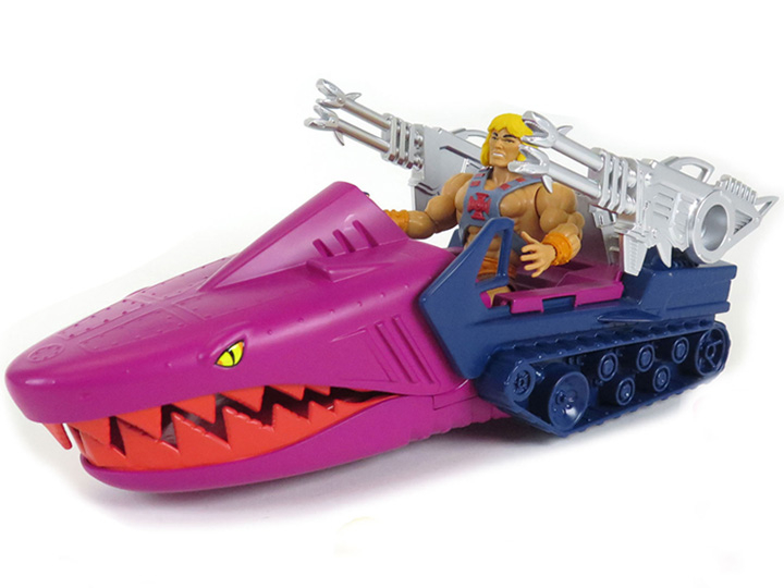 *PREORDER* Masters of the Universe ORIGINS: LAND SHARK by Mattel 2021