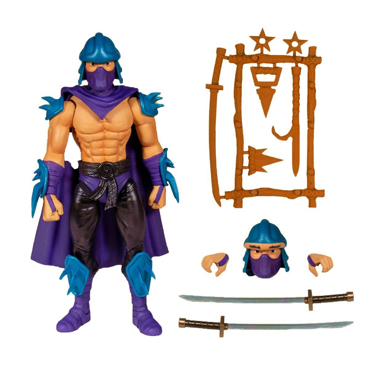 *PREORDER* Teenage Mutant Ninja Turtles: Ultimates Action Figure EVIL SHREDDER by Super 7