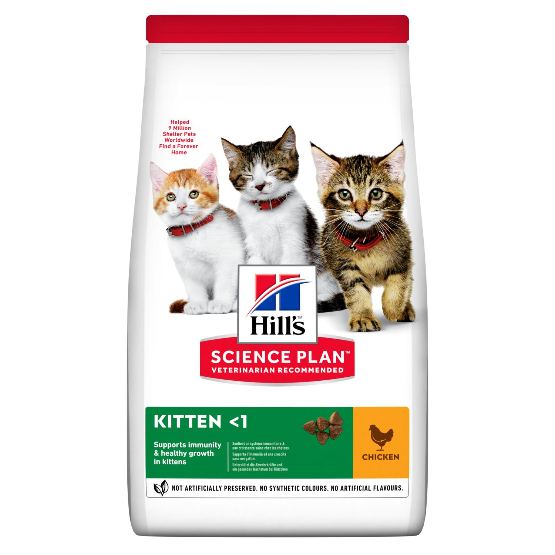 Hill's - Science Plan Feline - Kitten - Pollo - 1.5kg