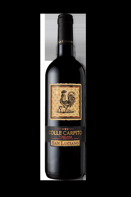 Colle Carpito Toscana Rosso I.G.T. 2016 - 0,75 Lt