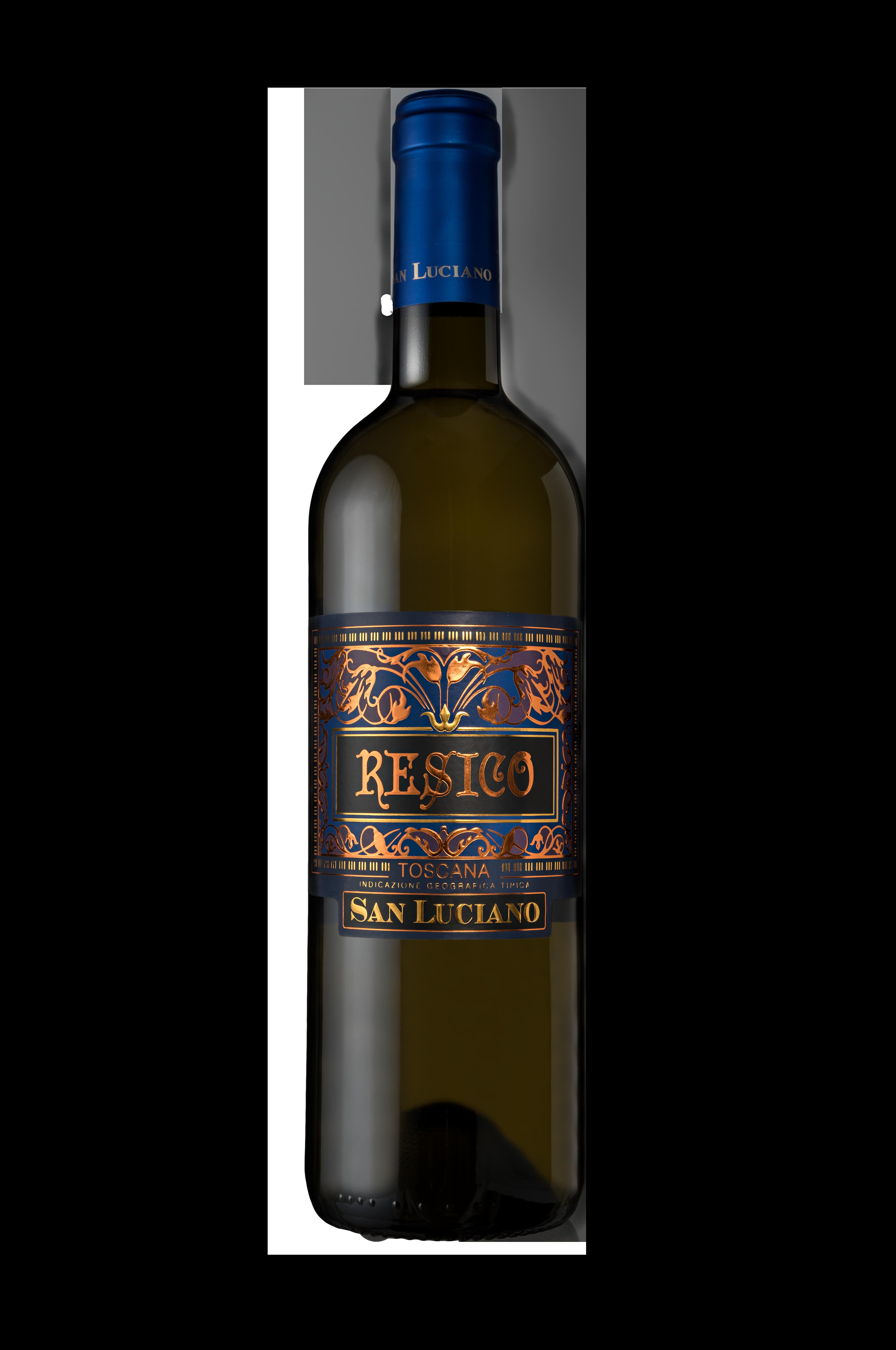 Resico Toscana Bianco I.G.T. 2020 - 0,75 Lt
