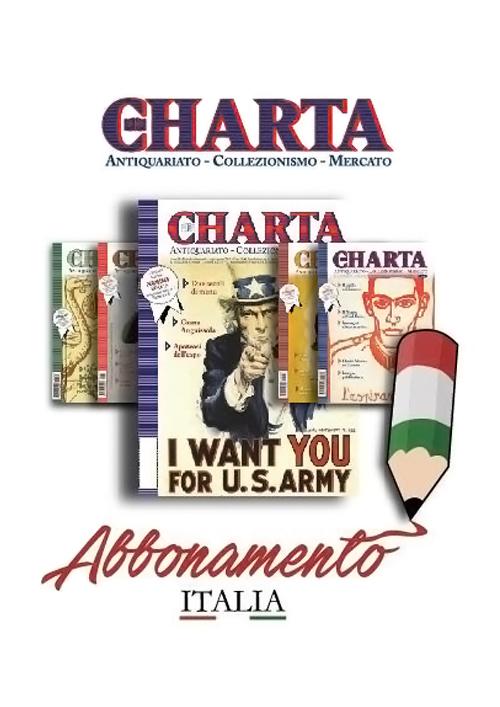 Abbonamento Charta - Italia
