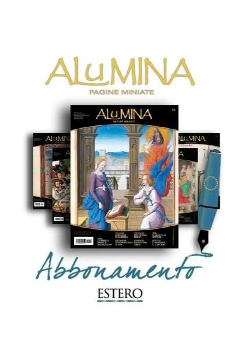 Abbonamento Alumina Estero