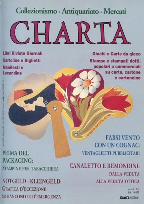 Charta 1 - Novembre/Dicembre - 1992