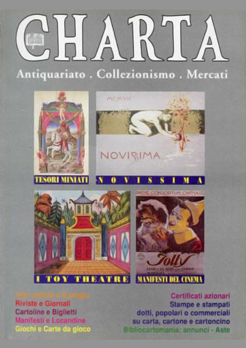 Charta 15 - Marzo/Aprile - 1995