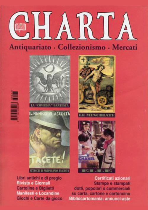Charta 23 - Luglio/Agosto - 1996