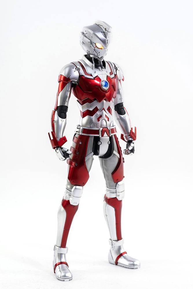 *PREORDER* Ultraman FigZero: ULTRAMAN ACE SUIT - ANIME VERSION  by ThreeZero