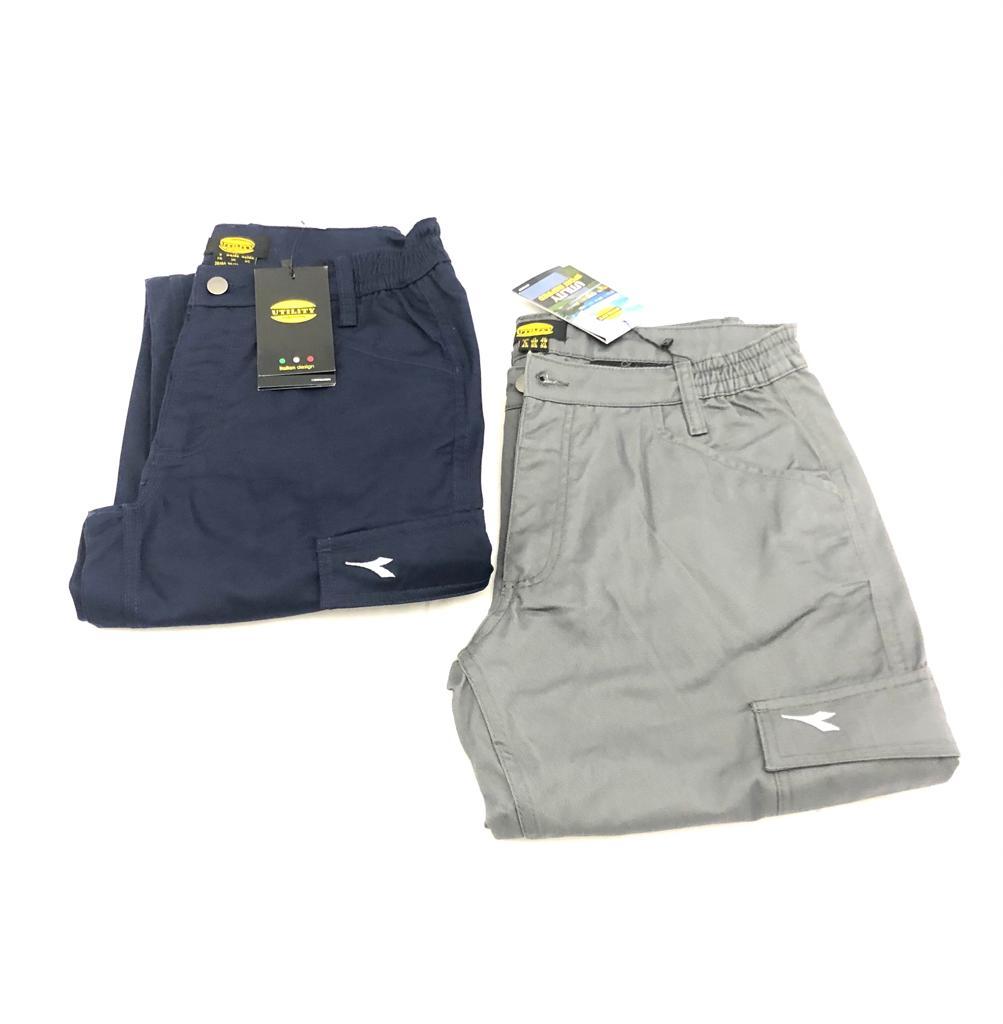 Pantalone Cargo Diadora
