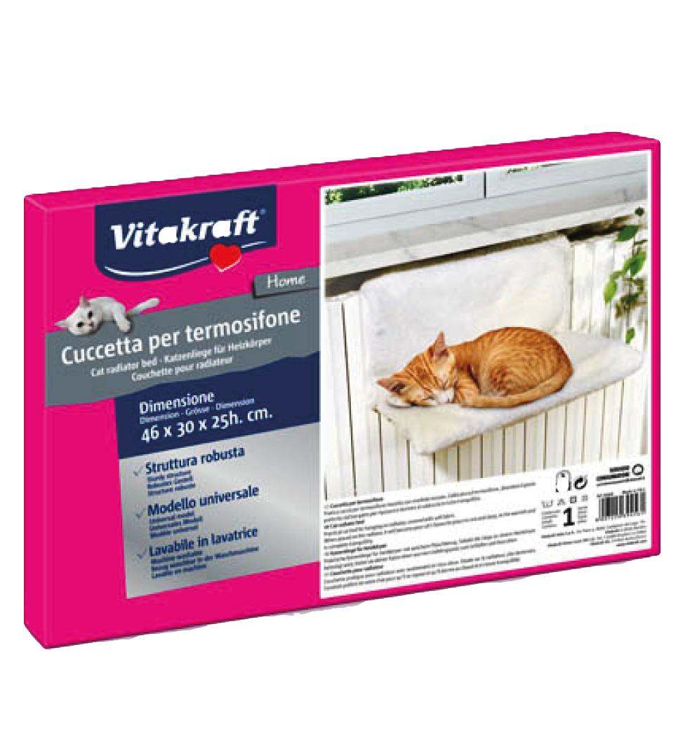 Vitakraft - Cuccia per termosifone
