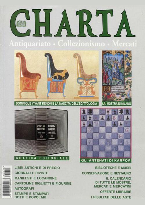 Charta 39 - Marzo/Aprile - 1999
