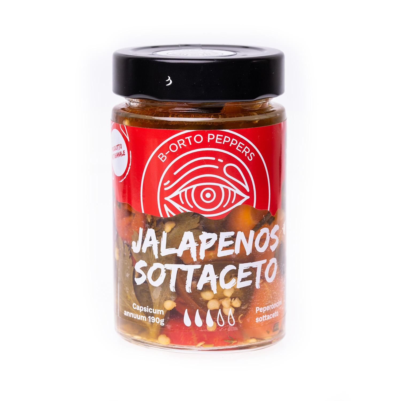 Jalapeños sottaceto