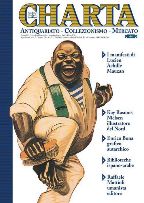 Charta 64 - Maggio/Giugno - 2003