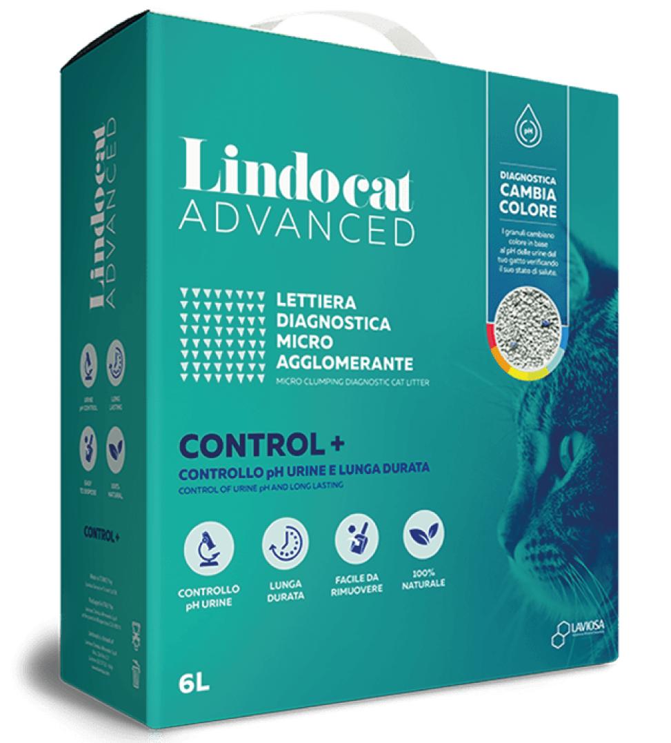 Lindocat Advanced - Control + - 6 litri