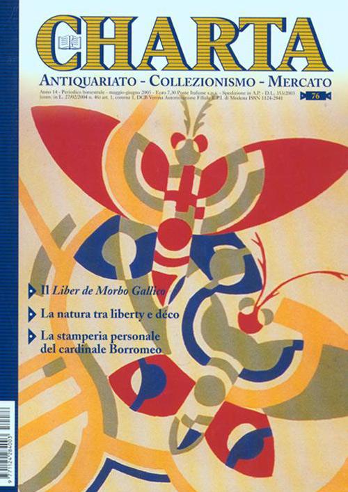 Charta 76 - Maggio/Giugno - 2005