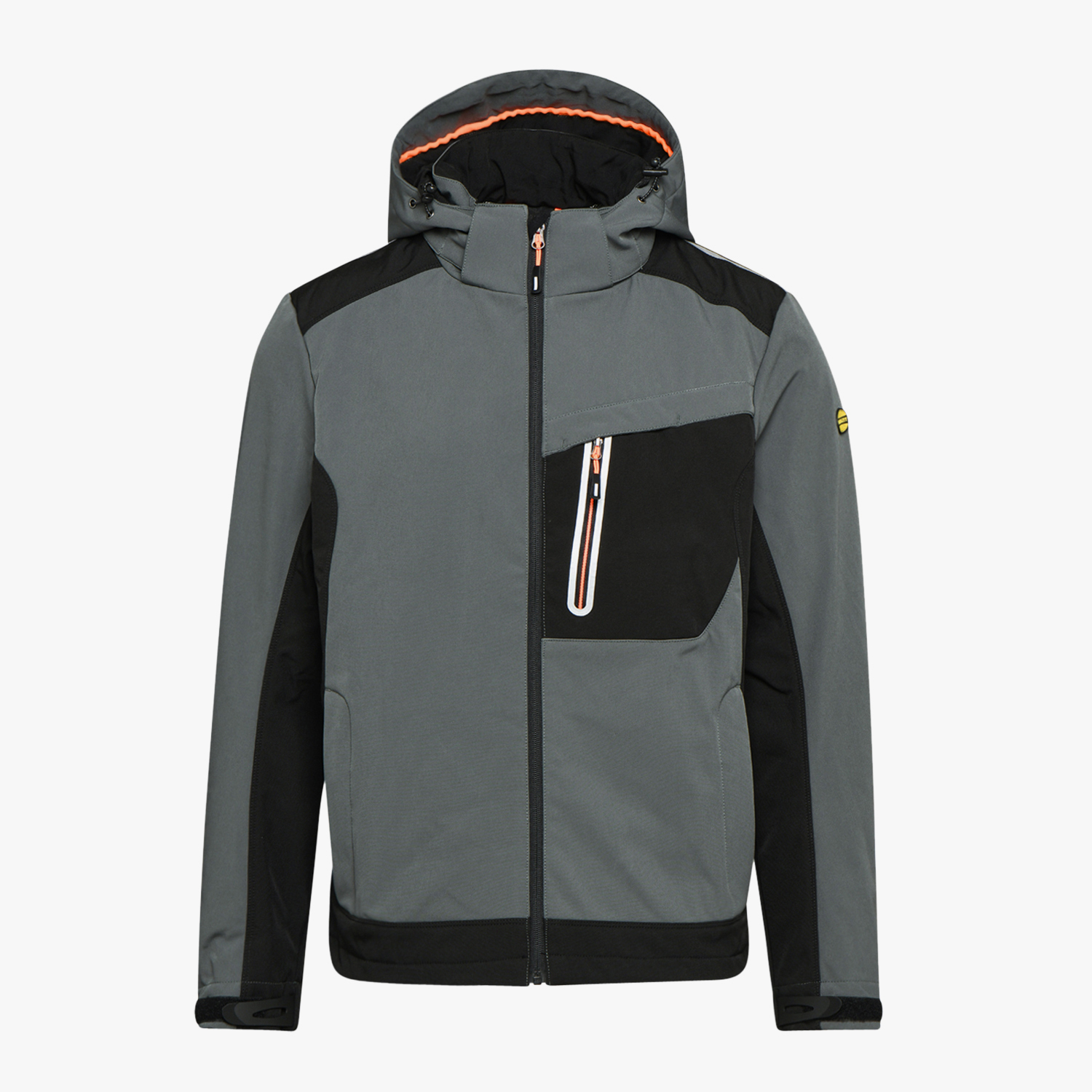 SOFTSHELL TECH CARBON ISO