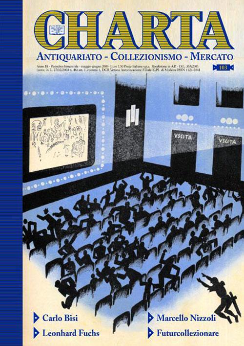 Charta 103 - Maggio/Giugno - 2009