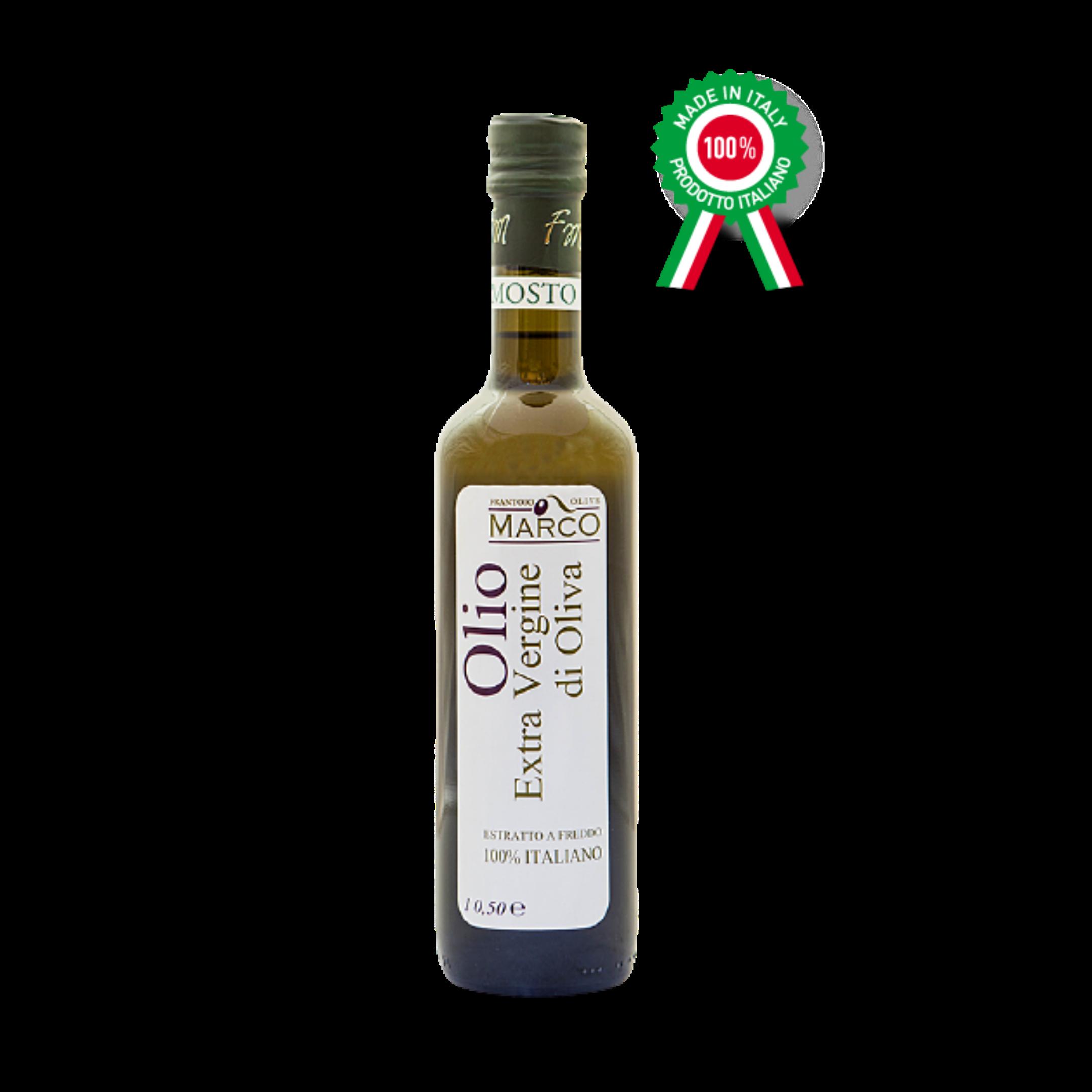 Olio Extra vergine di oliva 0,50 l
