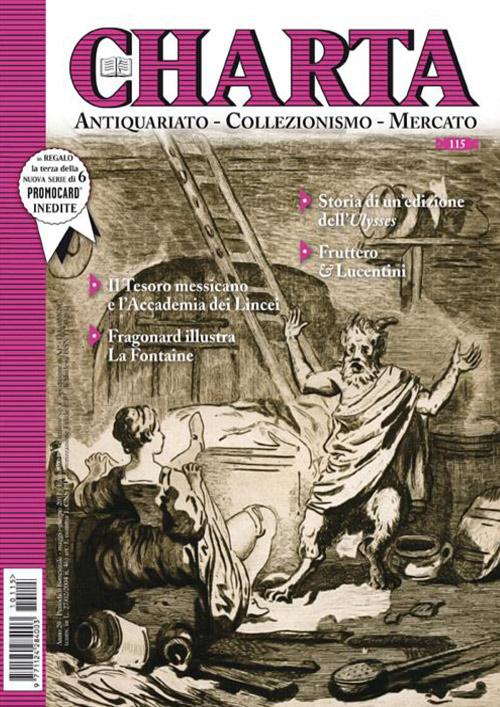 Charta 115 - Maggio/Giugno - 2011
