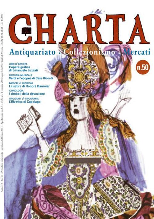 Charta 50 - Gennaio/Febbraio - 2001