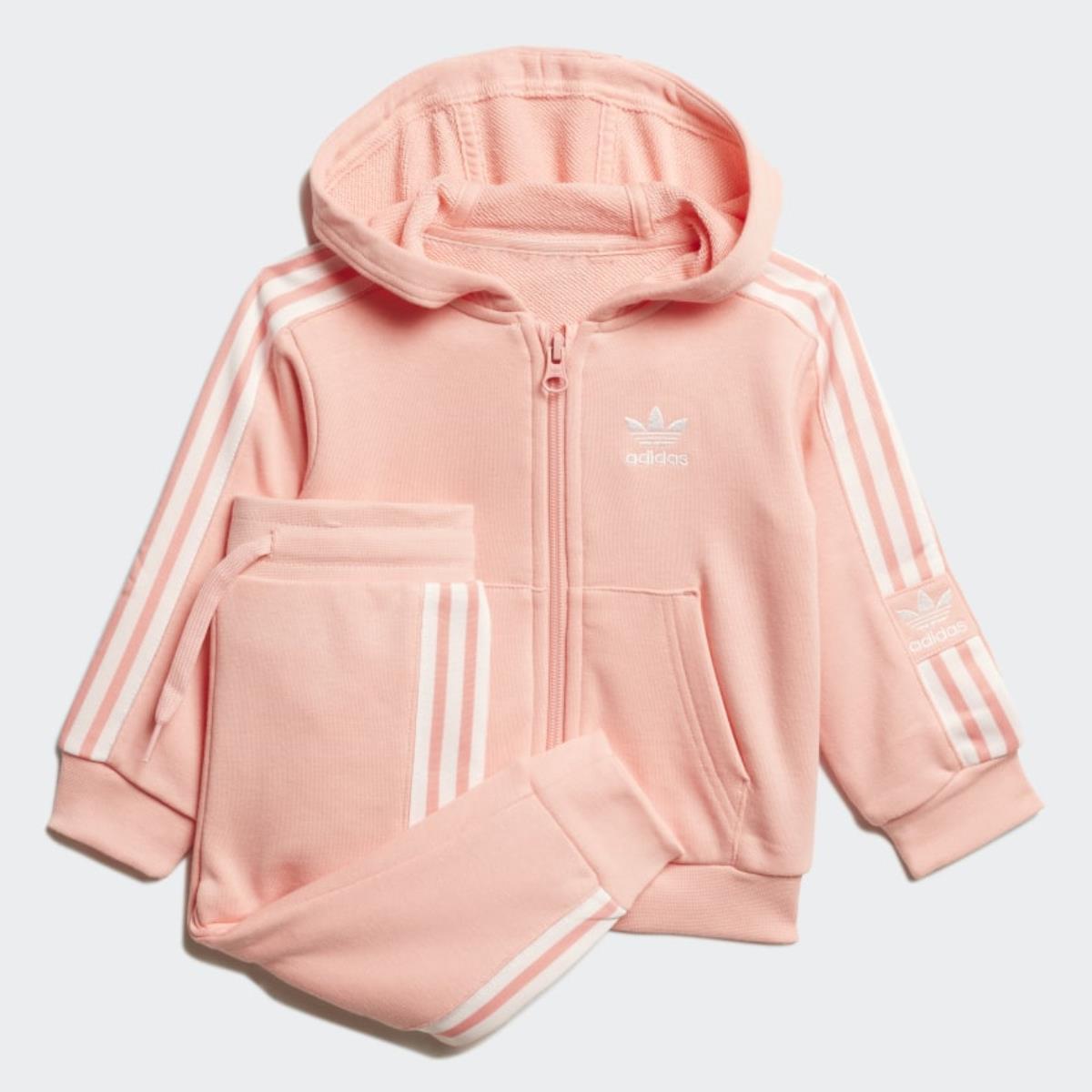 Tuta Adidas Bambina Hoodie FM5603 - Adidas Original