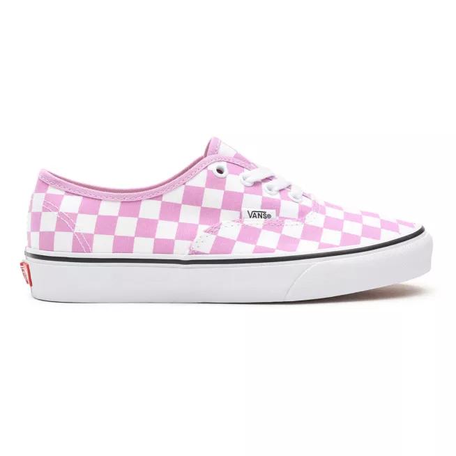 Vans Authentic Scacchi Pink
