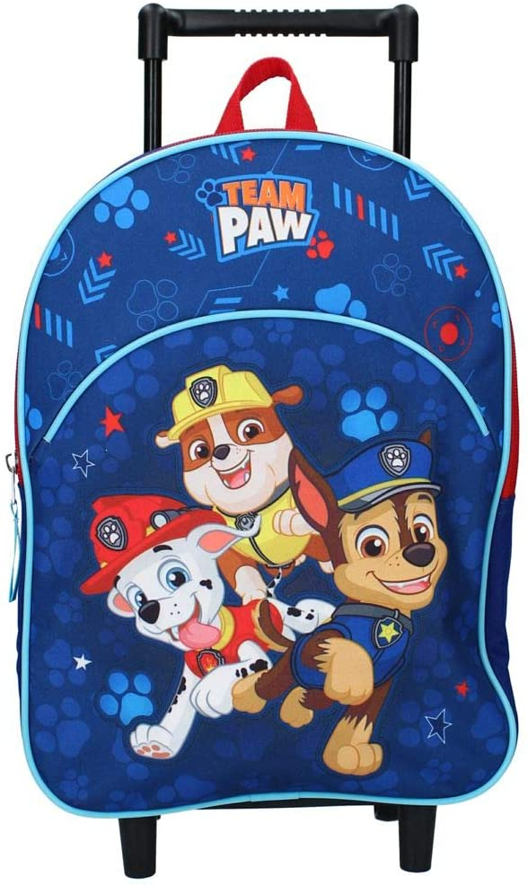 Trolley Paw Patrol Bambino asilo viaggio tempo libero Novità