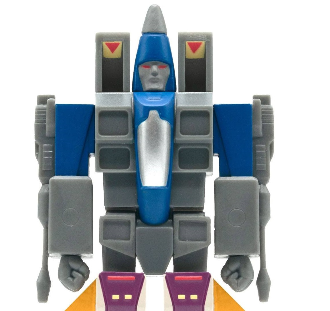 *PREORDER* Transformers ReAction Action Figure: DIRGE by Super7