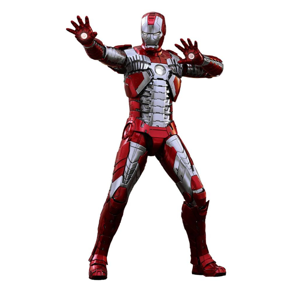 *PREORDER* Iron Man 2: MARK V 1/6 by Hot Toys