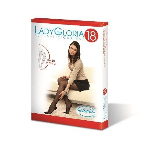Calze terapeutiche LADY GLORIA 18 autoreggenti