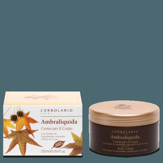 Ambraliquida Crema per il Corpo 250 ml
