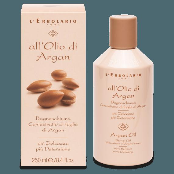 Argan Bagnoschiuma 250 ml