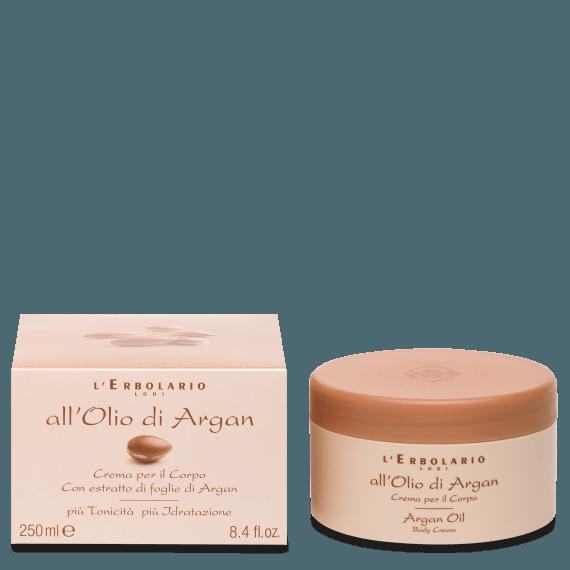 Argan Crema per il Corpo 250 ml