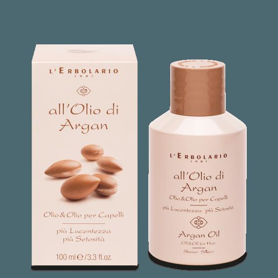 Argan Olio & Olio per Capelli 100 ml
