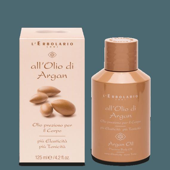 Argan Olio prezioso per il Corpo 125 ml