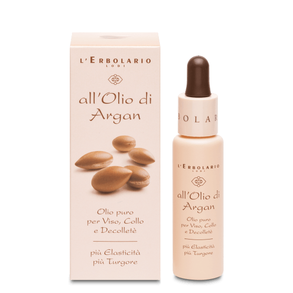 Argan Olio puro per Viso, Collo e Decollete' 28 ml