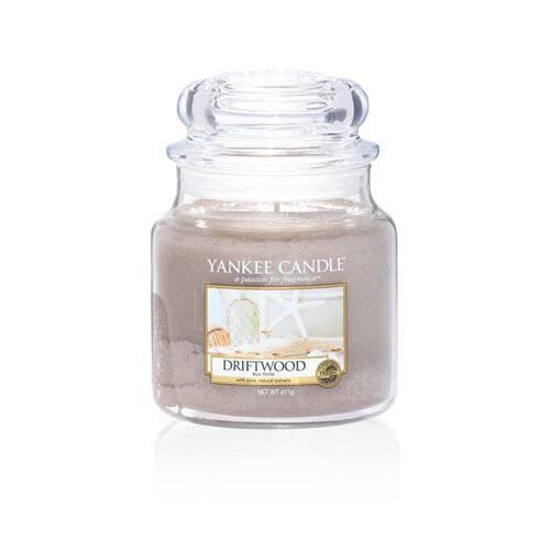 Yankee Candle - Driftwood - Giara Media