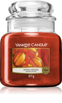 Yankee Candle - SPICED ORANGE - Giara Media