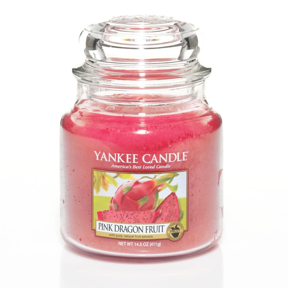 Yankee Candle - PINK DRAGONFRUIT GIARA MEDIA
