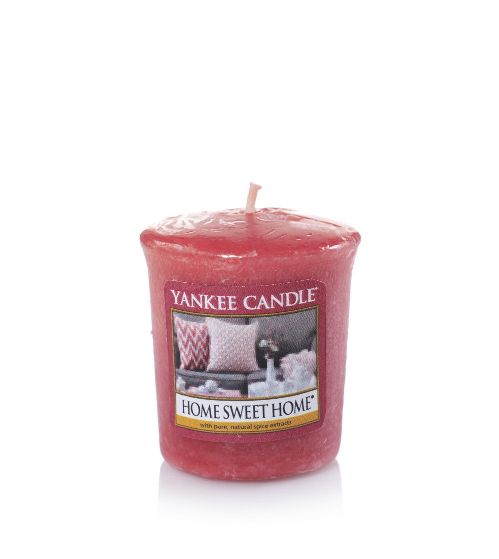 Yankee Candle - HOME SWEET HOME SAMPLER