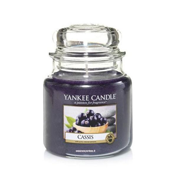 Yankee Candle - CASSIS - GIARA MEDIA