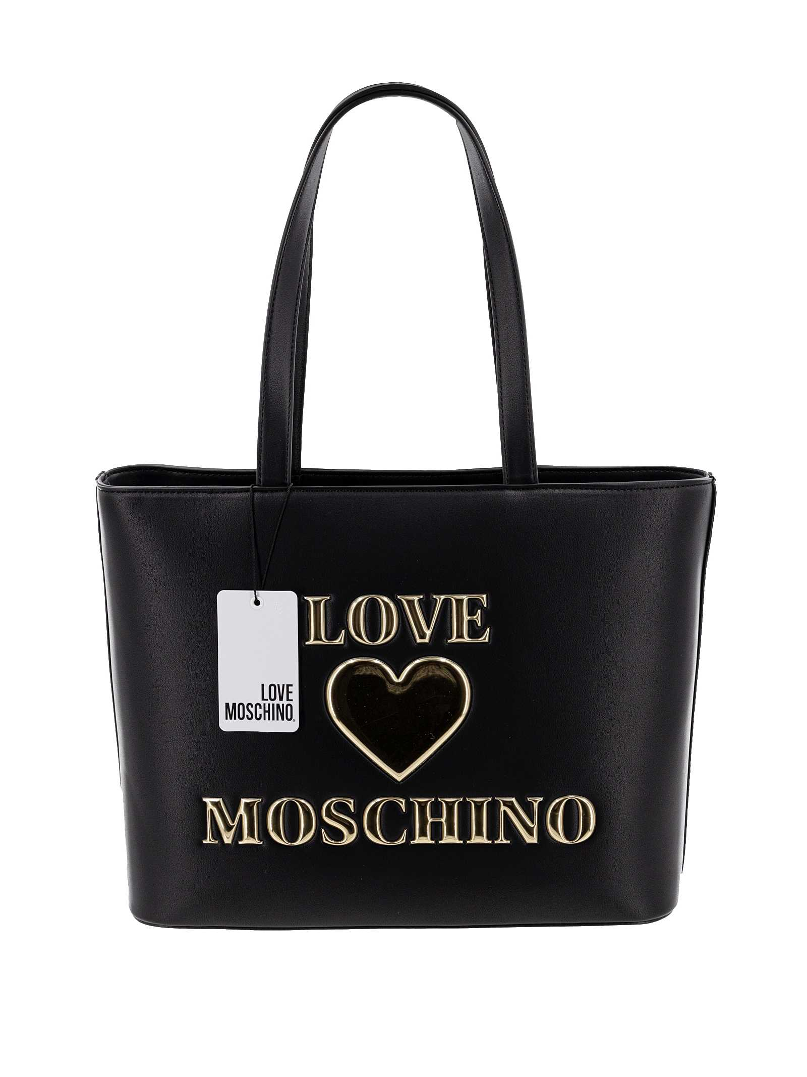 Love Moschino Borsa Shopping Donna Nero
