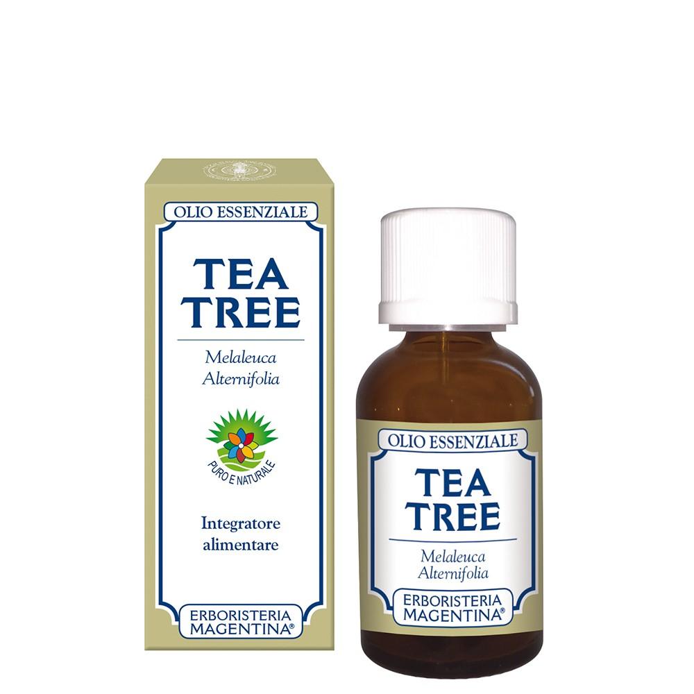 OLIO ESSENZIALE 30 ml TEA TREE