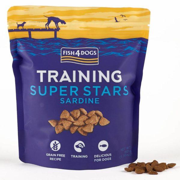 Training supers star sardine
