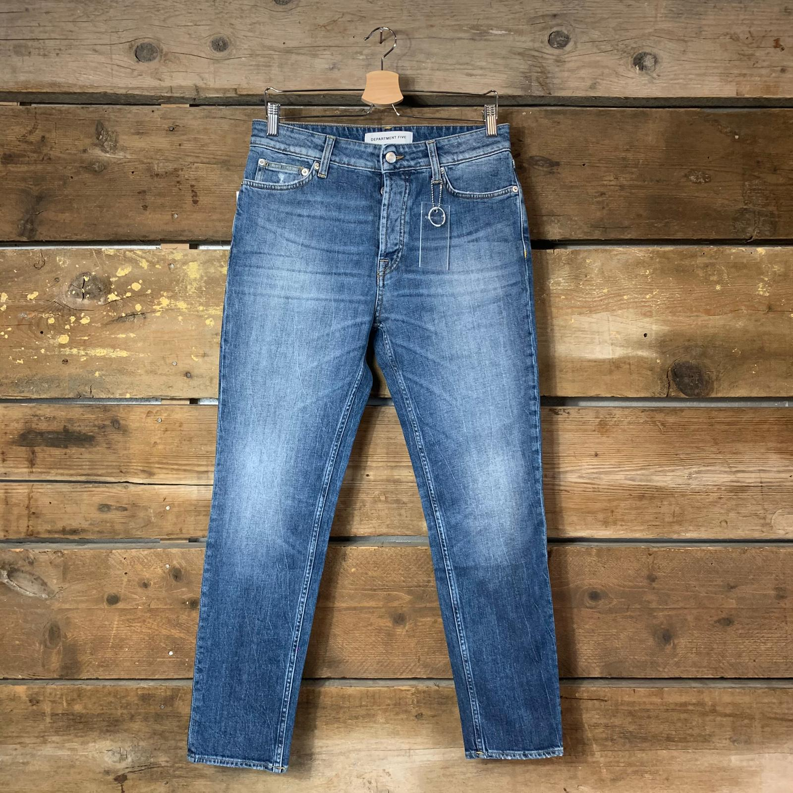 Jeans Department 5 Drake Blu Medio Basico