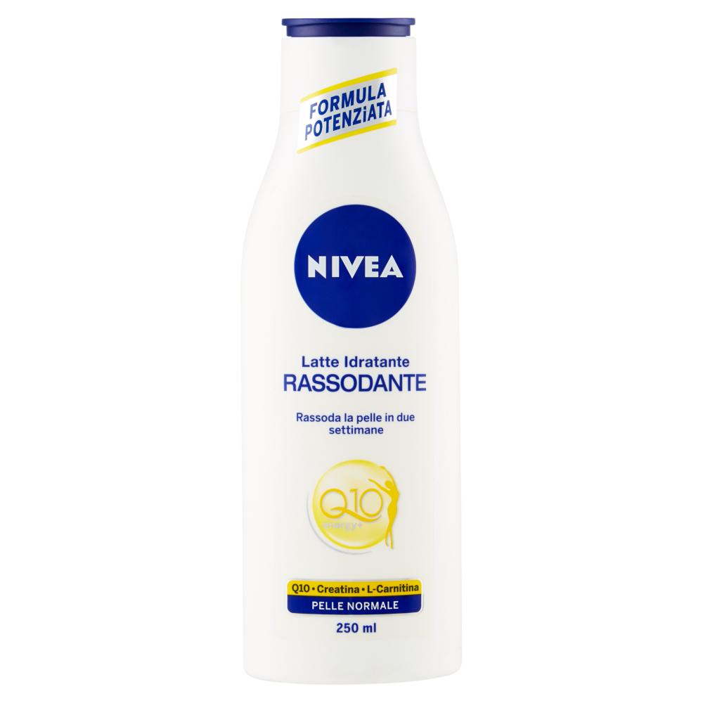 NIVEA Body Latte Idratante Rassodante Q10 Energy 250ml