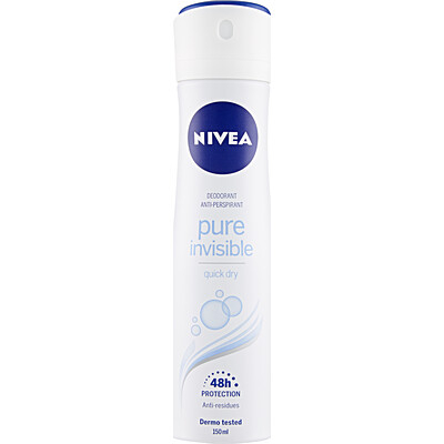 NIVEA Pure Deodorante Spray 150ml