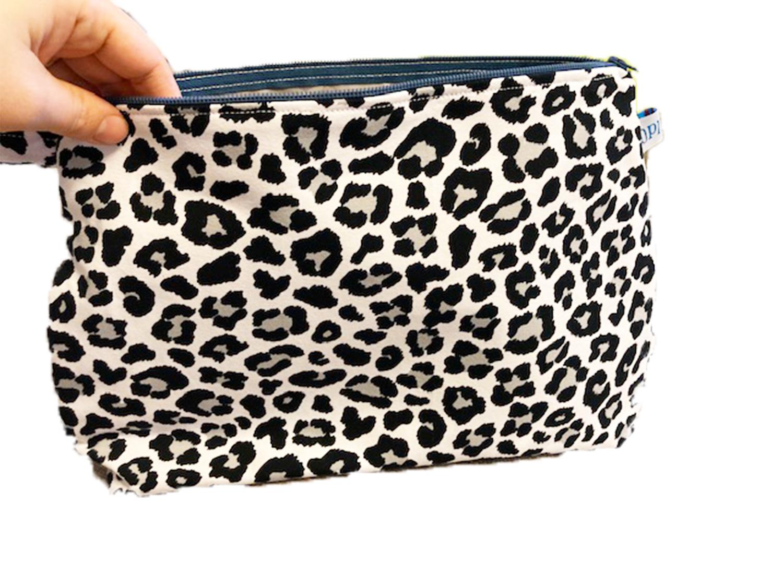 Beauty case MAXI - Leopardo