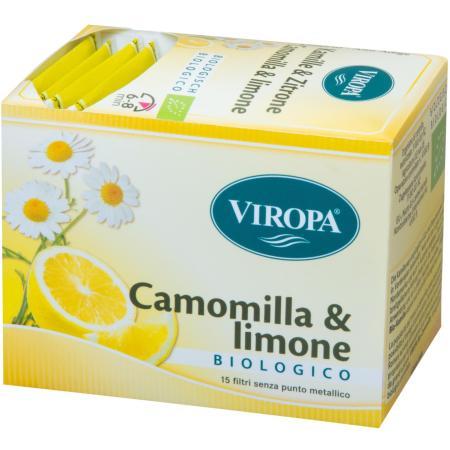 Camomilla e Limone