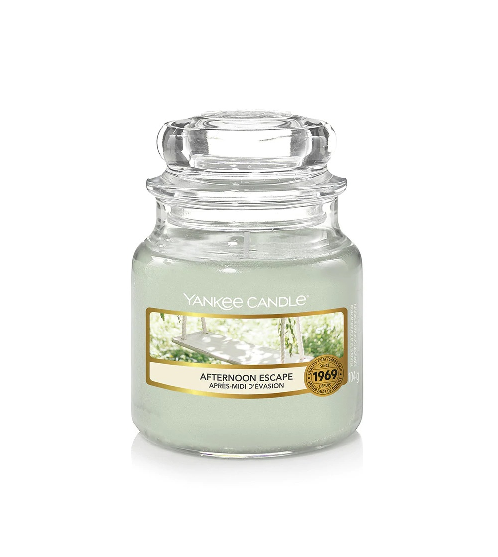 Yankee Candle - AFTERNOON ESCAPE - GIARA MEDIA
